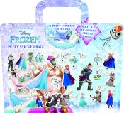 Frost Activity Book med puffy klistremerker