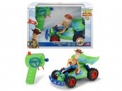 Toy Story 4 R / C Buggy med Woody