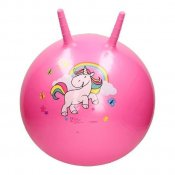 Unicorn hoppe ball