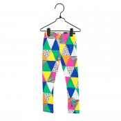 Pippi Langstrømpe Triangles Leggings