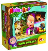 Masha and The Bear, Pussel