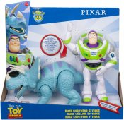 Toy Story 4 Buzz Lightyear med Trixie
