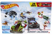 Hotwheels Adventskalender