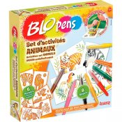 Blopens Wild Animals Activity Set