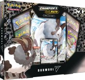 Pokémon Champions Path Dubwool V Box Pokemonkort