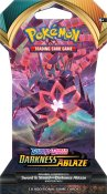 Pokemon Sword & Shield Darkness Ablaze Booster Blister Trading Cards