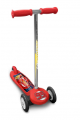 Disney Cars, Scooter med 3 hjul