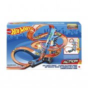 Hot Wheels Crash Sky Tower Leke