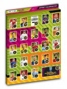Fifa Fotball adventskalender, Adrenalyn XL Booster Byttekort 2020/21