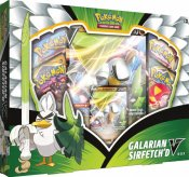 Pokémon Galarian Sirfetch'd V Box Pokemonkort