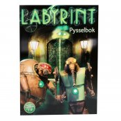 Labyrinth Activity Book