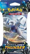 Pokemon Sun & Moon tapte Thunder Blister Booster Trading Cards