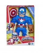 Marvel Super Hero Aventures Mega Mighties Captain America