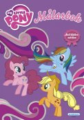 My Little Pony coloring bok