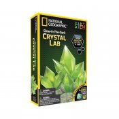 National Geographic Eksperimenter Glow In The Dark Crystal Lab