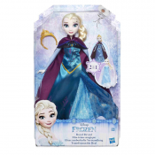 Disney Frozen Frost konge Avslør Elsa Dock 2in1