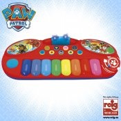 Paw Patrol, Piano Keyboard