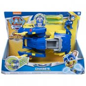 Paw Patrol Chase Powered Up Cruiser, Police Car