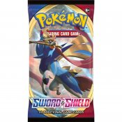 Pokemon Sword & Shield Booster samlekort