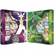 Pokemon Battle Arena Deck rayquaza vs Ultra Necrozma