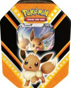 Pokemon V Powers Tin Eevee