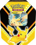 Pokemon V Powers Tin Pikachu