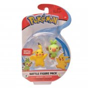 Pokémon Battle Figure Pack, 2-pack
