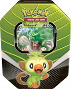 Pokemon Sword & Shield Galar Partners Tin Rillaboom