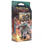 Pokémon Sun & Moon Rising Guardians Theme Deck samlekort 60 stk Steel Sun
