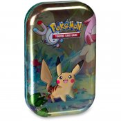 Pokemon Kanto Friends Mini Tin