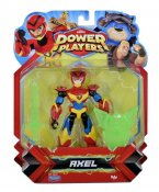 Power player figure, Axel