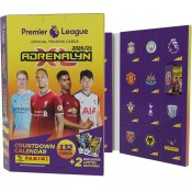 Premier League Fotball adventskalender, Booster Byttekort 2020/21