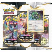 Pokemon, Sword & Shield 2: Rebel Clash, Trippelblister rayquaza samlekort