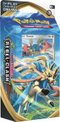 Pokemon Sword & Shield Rebel Clash Zacian Theme Deck samlekort 60 pc