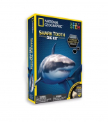 National Geographic, Shark Tooth Dig Kit