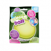 Glow in the dark ballong ball