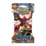 Pokemon XY Steam Siege Booster Blister Trading Cards