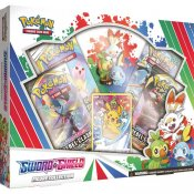 Pokemon Sword & Shield Figur Collection Trading Cards