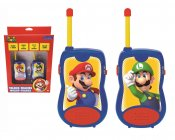 Super Mario, Walkie Talkies