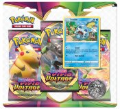 Pokémon Sword & Shield Vivid Voltage Trippelblister Sobble 30 st Byttekort