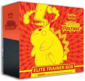 Pokemon Sword & Shield Vivid Voltage Elite Trainer Box samlekort
