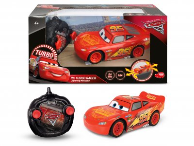 Disney Cars 3 RC Lightning McQueen 01:24