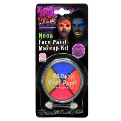 Face Color neon kits