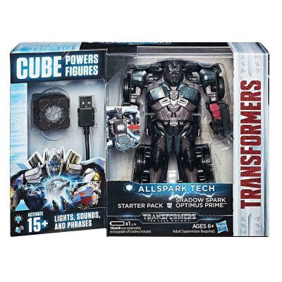 Transformers Optimus Prime Shadow Spark AllSpark tech