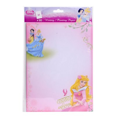 Skrivepapir i Princess motiver 4A