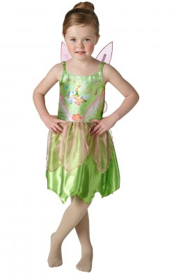 Disney Fairies Peter Pan Tingeling Maskeradebunad